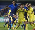 El Villarreal cierra con derrota un partido intrascendente ante el Maccabi Tel Aviv