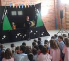 220 escolares de cuatro localidades han participado en la actividad Teatreando