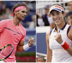 Nadal y Muguruza, nombrados campeones mundiales de la ITF 2017