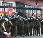 El regimiento 'América' 66 valora a la Infantería en un momento