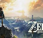 'The Legend of Zelda Breath of the Wild', Game Award al mejor juego de 2017