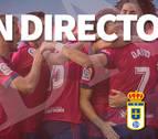 Así les hemos contado la derrota de Osasuna a manos del Oviedo