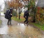 'Ana', primer gran temporal del otoño, deja a su paso cientos de incidencias