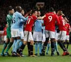 Guardiola le da de su propia medicina a Mourinho en el derbi de Manchester