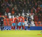 El Lugo iguala al Huesca al frente de la clasificación