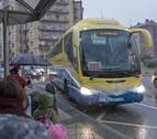 Los alumnos de Estella dejarán de tener autobús a Remontival en enero