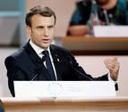 Macron dice que el mundo