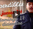 Agenda cultural de Navarra en vídeo hasta el domingo 17 de diciembre