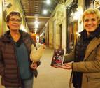 Un libro narra la vida en Saragüeta desde el punto de vista de las gallinas