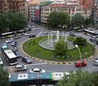 Aumenta la demanda de villavesas tras los cambios de tráfico en Pamplona