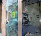 Detenida la banda que robaba provocando explosiones en cajeros de Navarra