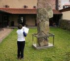El menhir de Soalar será retirado de Elizondo para frenar su deterioro