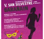 Barañáin despedirá 2017 con la quinta edición de su San Silvestre