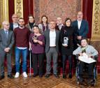 Laparra entrega los Premios a la Calidad de los Servicios Sociales de Navarra