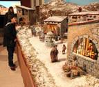 La tradición del belén vuelve a Tudela con una exposición
