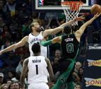 Los Celtics neutralizan el 'doble-doble' de Marc Gasol