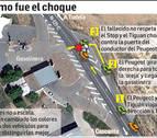 Un vecino de Ablitas de 83 años fallece en un accidente en Tudela