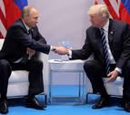 Putin y Trump celebrarán su primera cumbre bilateral en un país tercero