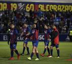 El Huesca barre al Lugo en la lucha por el liderato