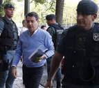 Zaplana e Ignacio González declaran por el vídeo chantaje a Rajoy