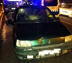 Tres heridos en tres atropellos en Pamplona, dos de ellos en pasos de cebra