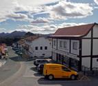 Un nuevo depósito abastecerá de agua a Eltzaurdia e Ibardin en Bera