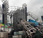 El derrumbe de un escenario causa la muerte de un DJ en Brasil