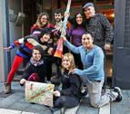 La ENT recibe la Navidad con la obra 'Rebelión Diyeridú'