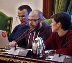 Aranzadi apoya los Presupuestos de Pamplona con