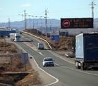 Cascante y Murchante piden solución al aumento de camiones en la N-121-C