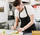 Un navarro aspira a ser el mejor cocinero revelación de 2018