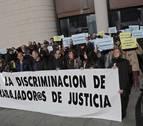 Beaumont deja plantados a los sindicatos de Justicia