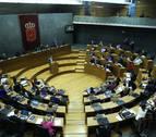 El Parlamento aprueba la concesión de un crédito de 544.158 euros a la MCP