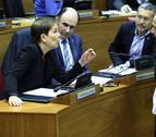 El cuatripartito culmina su reforma fiscal con la oposición de UPN, PSN y PP