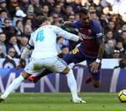 Barcelona-Real Madrid y Betis-Valencia, semifinales de la Copa del Rey