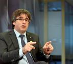 Puigdemont defiende su derecho a ser investido pese a vivir en Bruselas
