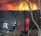Ocho personas atendidas y un animal muerto por un incendio en zoo de Londres