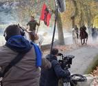 Tierra Estella, escenario de cortometraje