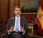 El PP pide explicaciones por la no emisión del discurso del Rey en EiTB