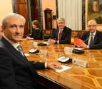 Navarra y el Estado acuerdan la aportación a un convenio