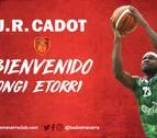 Cadot y Basket Navarra alcanzan un acuerdo para rescindir su contrato