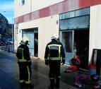 Incendio sin heridos en una mercería de la Chantrea