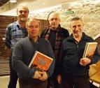 El libro que repasa la pérdida y recuperación del comunal del Valle de Aezkoa