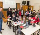 Una dosis de alegría para los niños del Hospital Reina Sofía de Tudela
