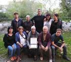 La huerta solidaria de Sangüesa recoge otros 9.000 kilos