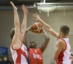 El Basket Navarra cierra la primera vuelta