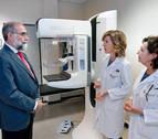 El Hospital de Estella incorpora un mamógrafo y un equipo de rayos x de última generación