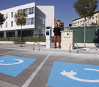 Tafalla y Falces instalan puntos de recarga de vehículos eléctricos