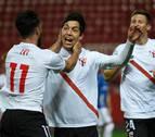 El Sevilla pide más dinero a Osasuna por Borja Lasso