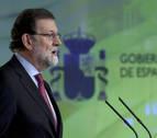 Rajoy defiende que la recuperación económica ha sido lo mejor del año